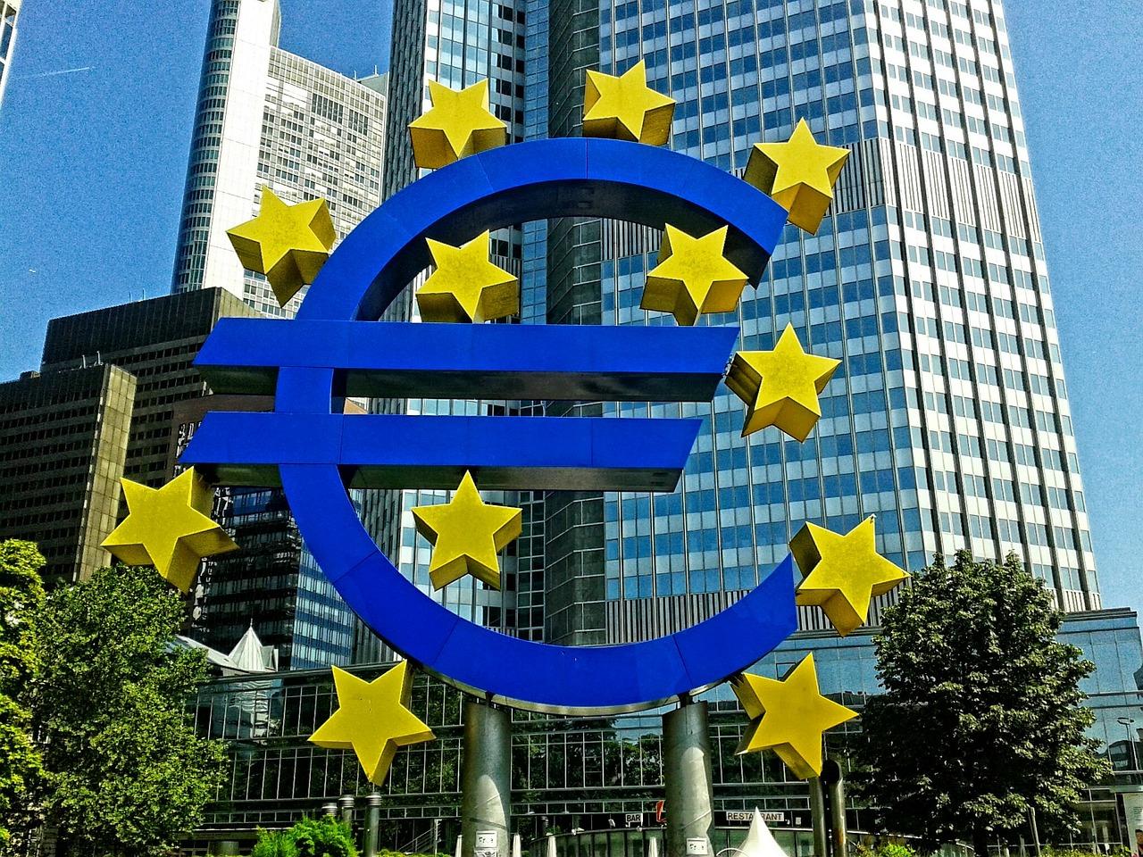 ECB and Euro Symbol