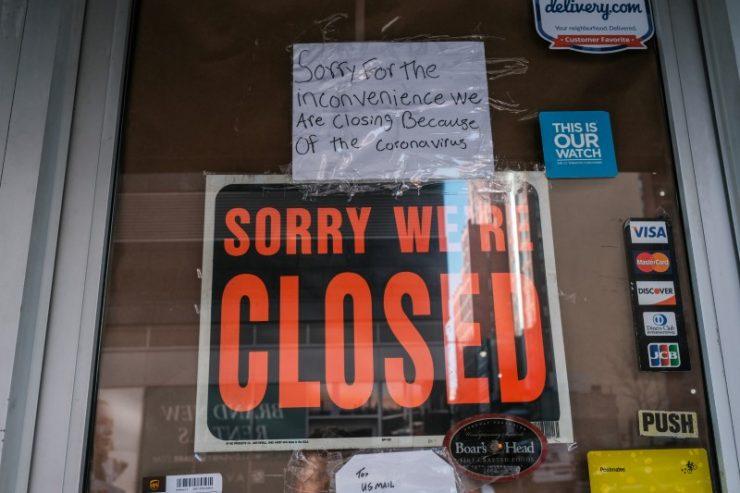 Recession - Closing Down