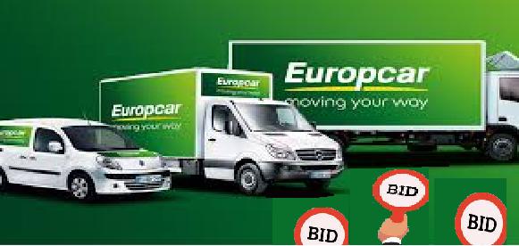 Europcar Auction